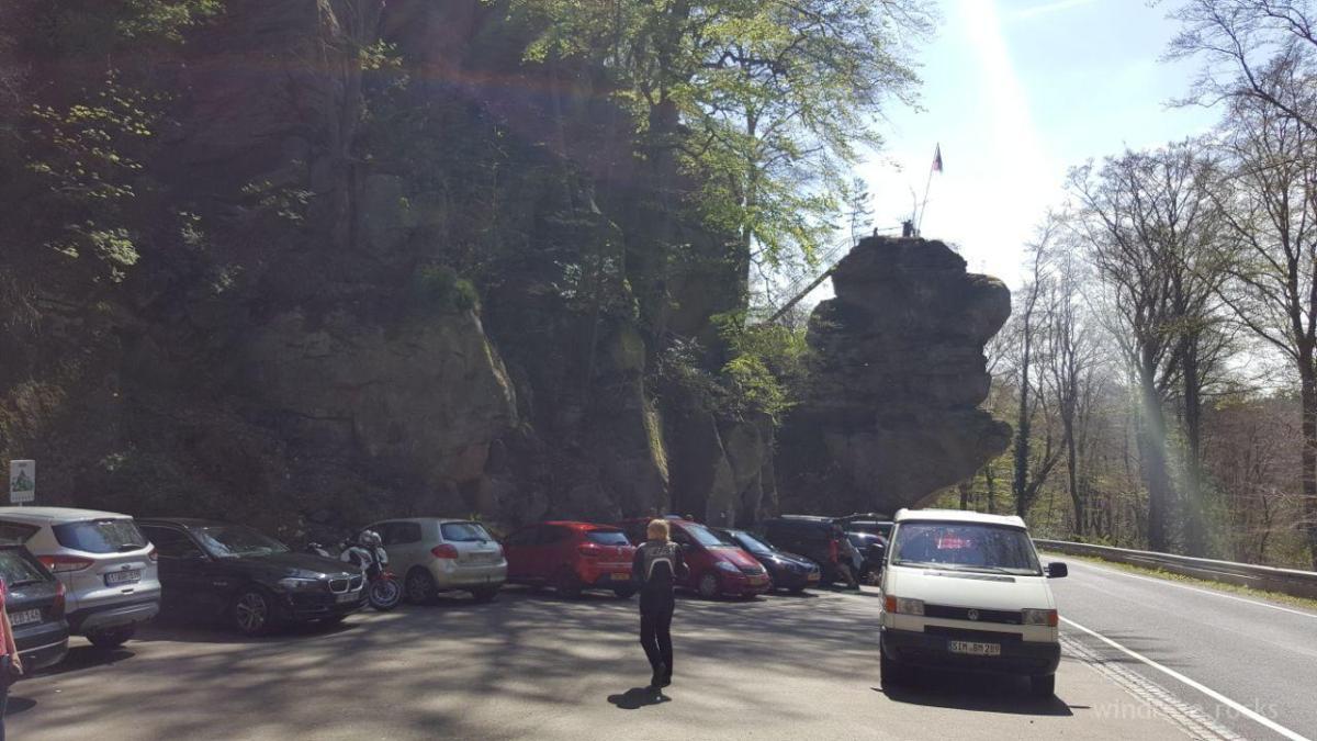 Motorradtour nach Luxemburg - die Kleine Luxemburger Schweiz