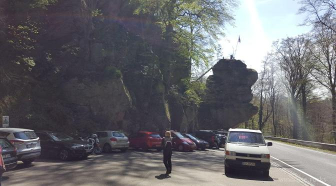 Reise nach Luxemburg III – die Kleine Luxemburger Schweiz