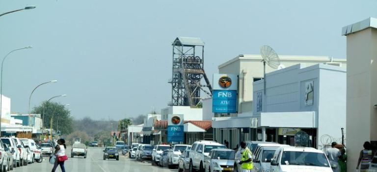 Drei Städte – Tsumeb, Otavi und Otjiwarongo