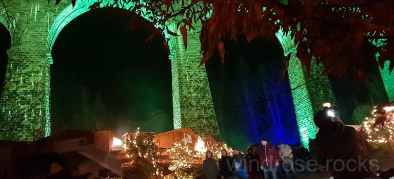 Schwarzwald – Weihnachtsmarkt in der Ravennaschlucht
