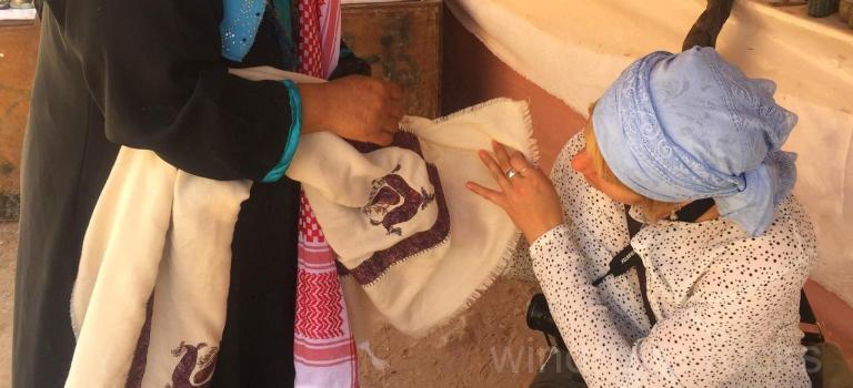 Jordanien, Tag 5 – Petra und der Betrug der alten Beduinin