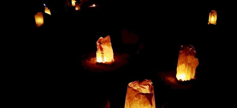 Jordanien, Tag 5 – Petra by night