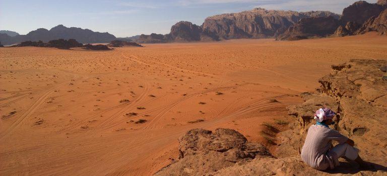 Jordanien, Tag 6 – Die Wüste Wadi Rum