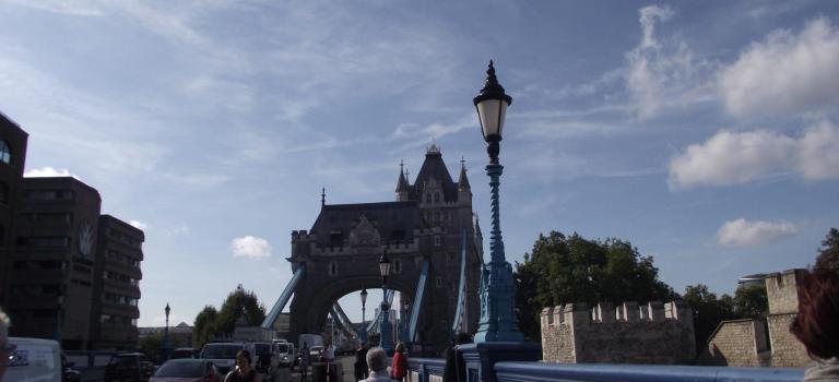 Tag 6 – Tower Bridge, das Bankenviertel und die St. Pauls-Kathedrale