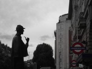 Der Urvater der Baker Street - Sherlock Holmes