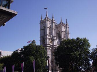 Die Kathedrale von Westminster