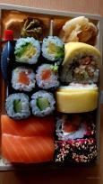Sushi vom Sushimann