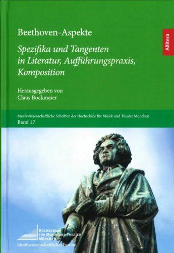 """""""Beethoven-Aspekte"""" herausgegeben von Claus Bockmaier"""