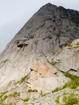 Presten, Henningsvaer, Norway.