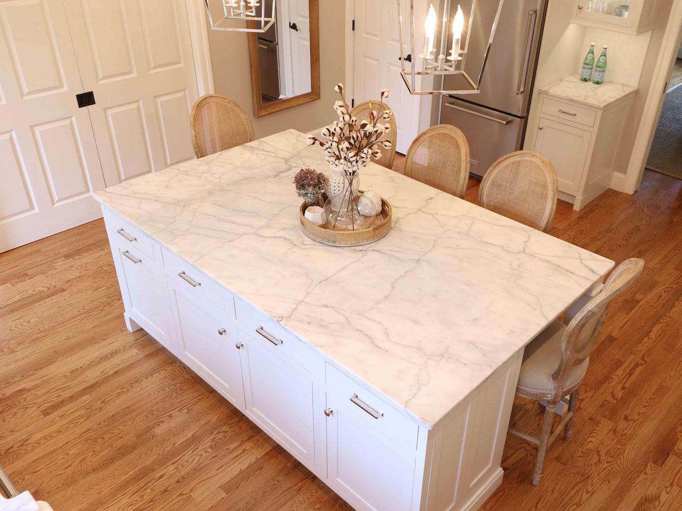 Carrara Marble Countertops Why I Chose Them