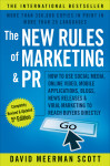 New Rules of Marketing and PR 5e cover