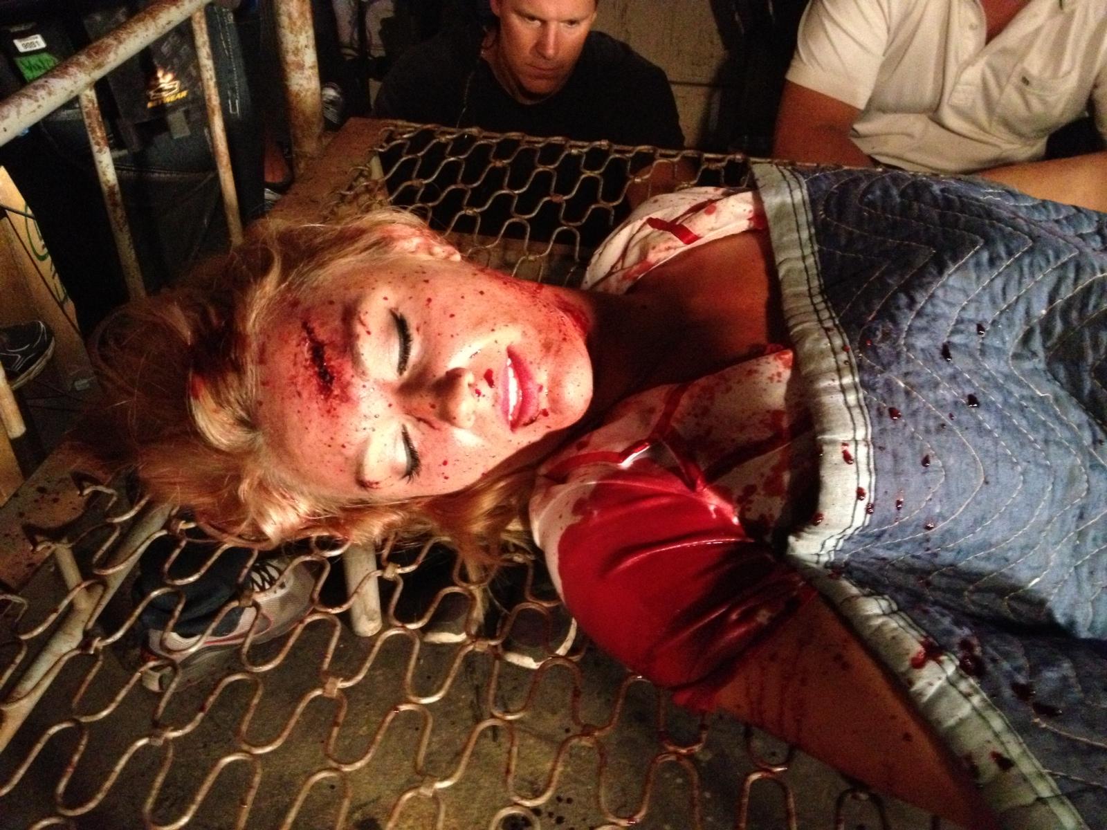 Torture Scene » Stefaney Rants