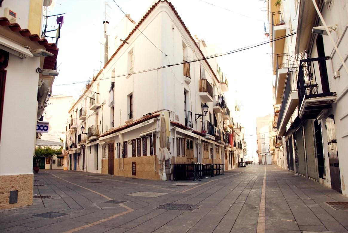 Street view: Ibiza
