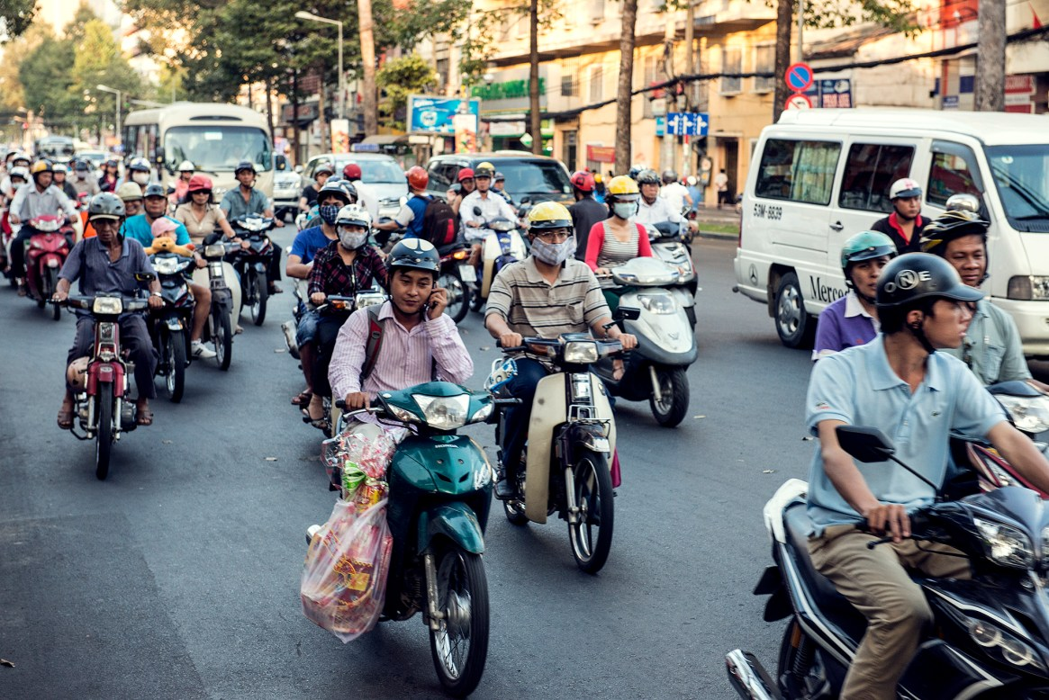 Ho Chi Minh: City of Beautiful Madness