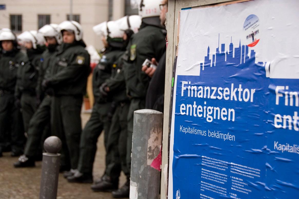 G20 protestors