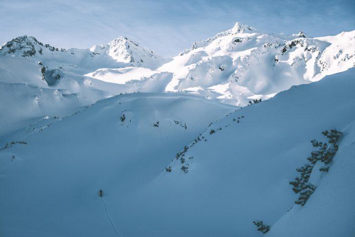 Skitour Verwall I Austria