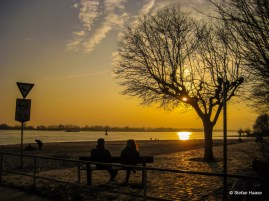 March 2014 Spring Moment at the Elbe River