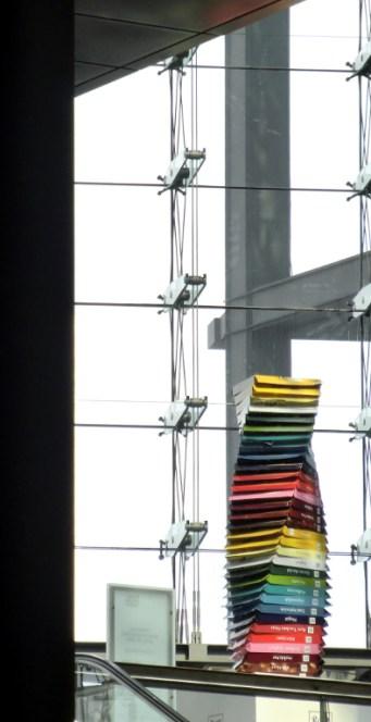 Großer Schokoladenturm, 2013