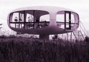 Rettungsstation Binz (Müther 1968), 2013