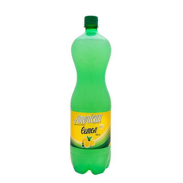 American Lemon pet 1.5L