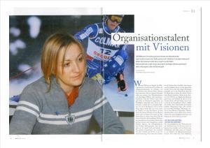Intervista a Stefania Demetz - donna manager