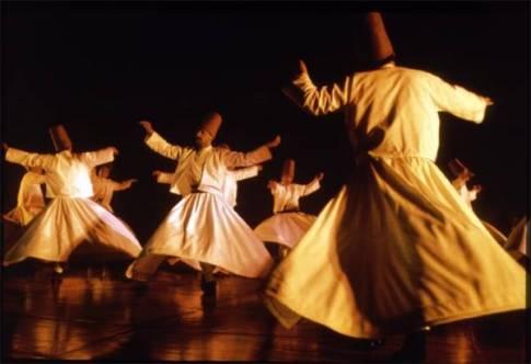 sufi rotanti