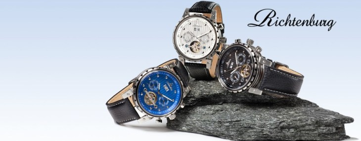 Ceasuri Richtenburg in promotie in cluburile de fashion