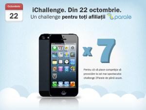 Ce inseamna un challenge cand faci bani din afiliere cu 2Parale.ro