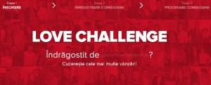 Un nou concurs in afiliere 2parale-Love Challenge
