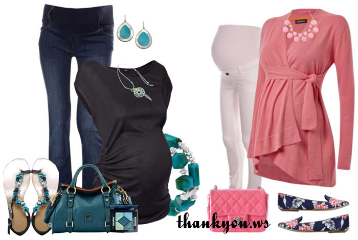 outfit pentru femei insarcinate