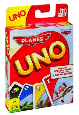 MATTEL Joc Uno, Disney Planes