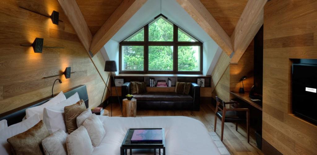 Furka Suite Bedroom