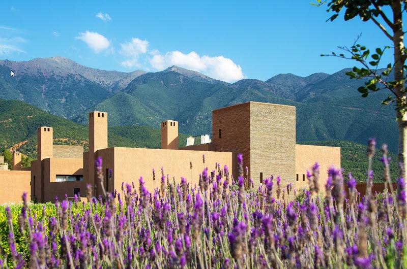 Hotel L Amandier din Valea Ouirgane - Maroc