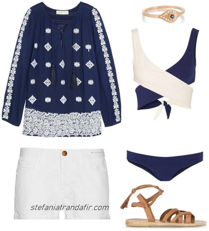 outfit pentru santorini grecia