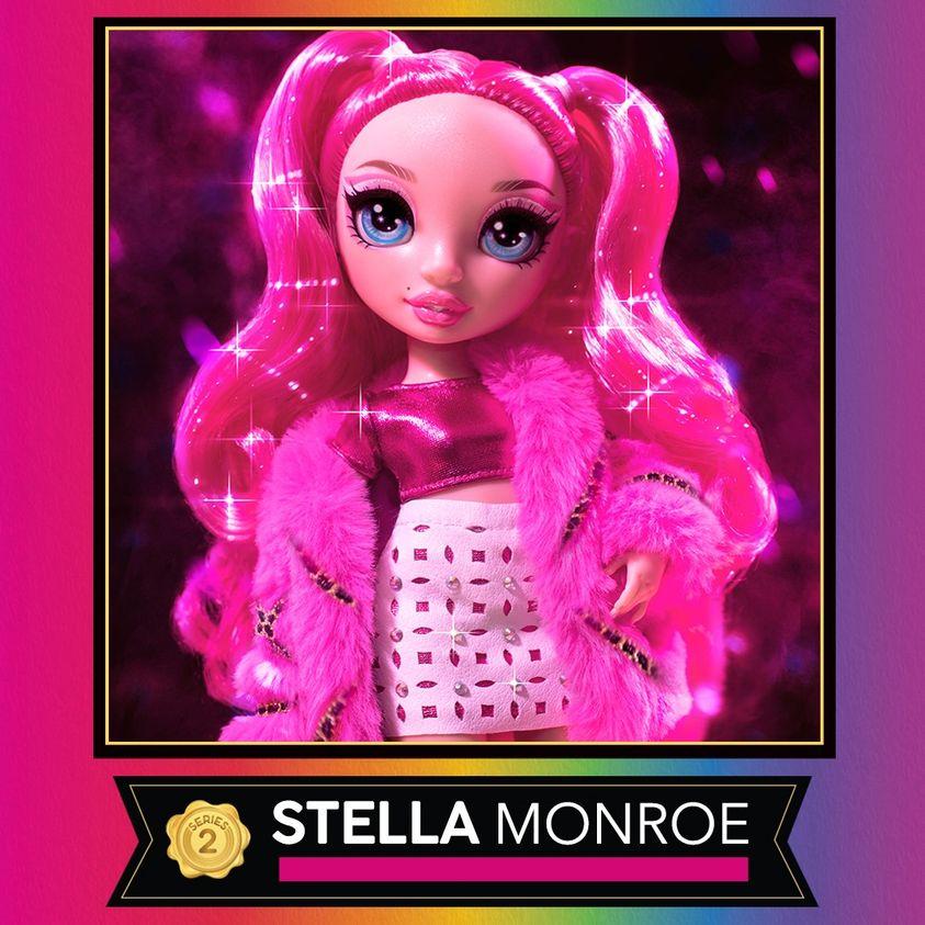 papusa Stella Monroe par roz aprins