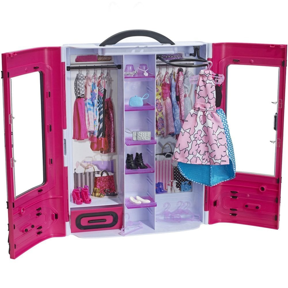 dulap barbie fashionistas