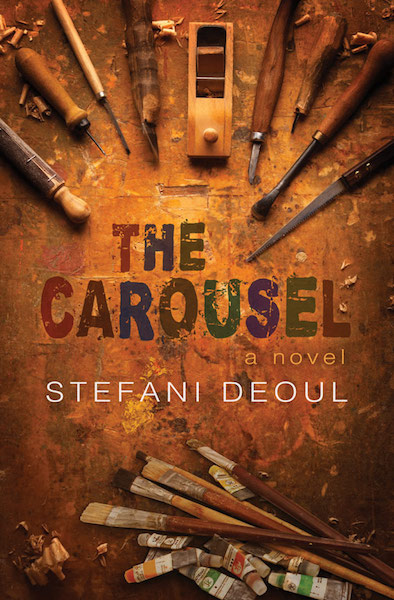 The Carousel by Stefani Deoul re-releases in 2016