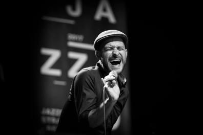 Andreas Schaerer - Jazzdor Berlin 2017