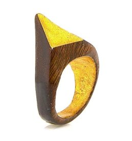 Mind Games Rosewood Ring-90