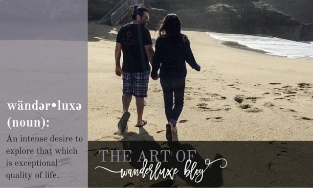DISCOVER THE ART OF WANDERLUXE