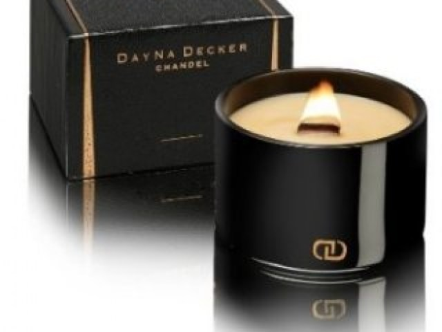 """I never go without Dayner Decker's White Tuberose to set ambiance. The smell takes over your entire body."""
