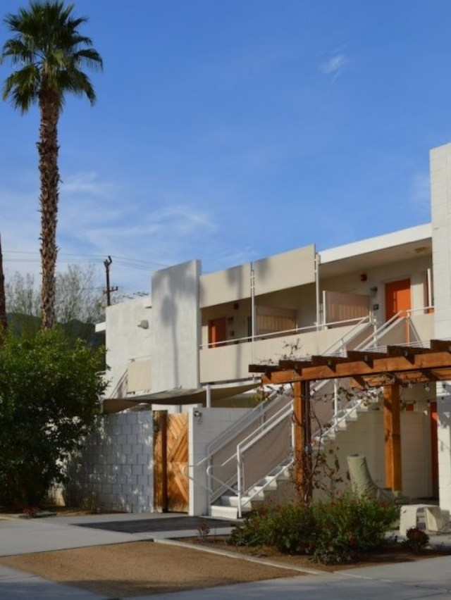 "Touted as the ""Summer Camp for adults,"" Ace Hotel & Swim Club, Palm Springs"