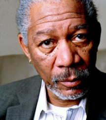 Morgan Freeman ©Eamonn McCabe