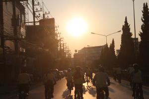 Bike for Dad Chiang Rai 2015
