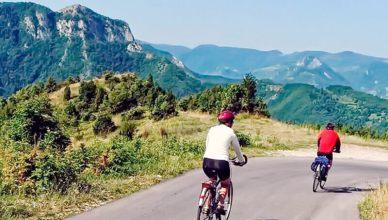 Fahrradfahren in Armenien