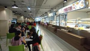 Magic Food Park im Don Muang