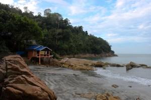 Mamas Beach auf Koh Chang