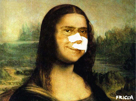 Mona Leso by Fricca