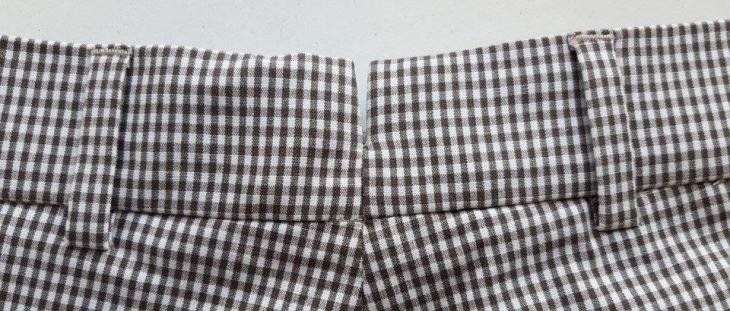 Spacchetto sartoriale cintura panatalone