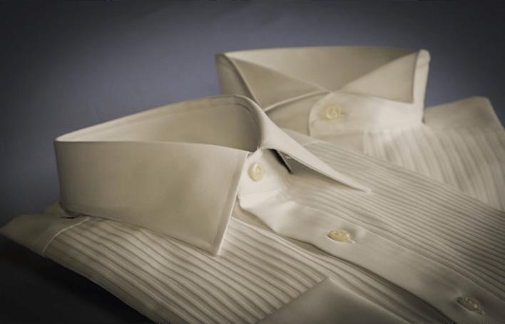 special fabrics for ceremonial shirts